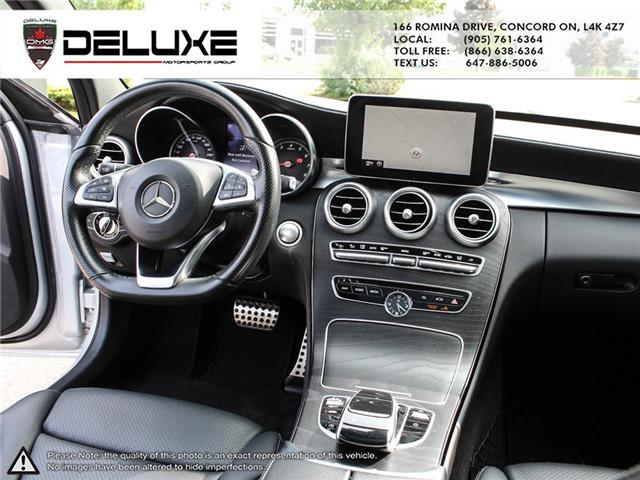 2015 Mercedes-Benz C-Class Base (Stk: D0613) in Concord - Image 16 of 26