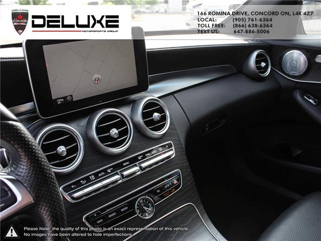 2015 Mercedes-Benz C-Class Base (Stk: D0613) in Concord - Image 22 of 26