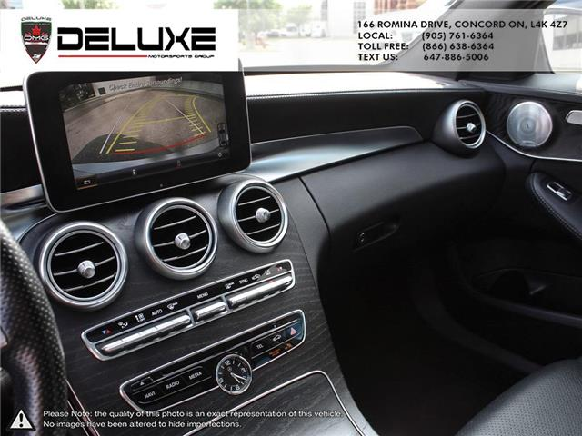 2015 Mercedes-Benz C-Class Base (Stk: D0613) in Concord - Image 23 of 26