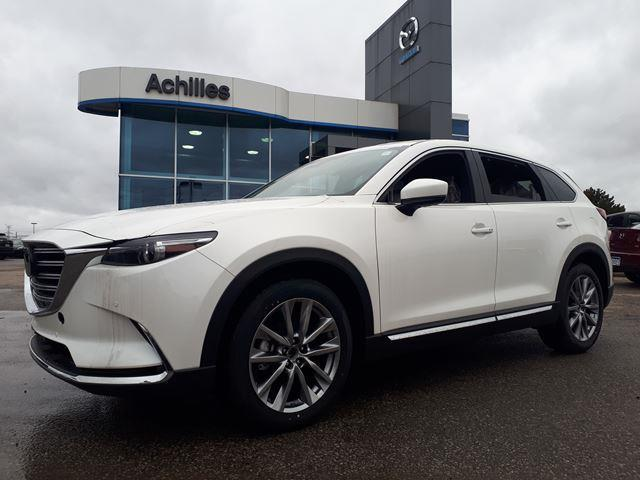 2018 Mazda CX-9 Signature (Stk: K757) in Milton - Image 1 of 12