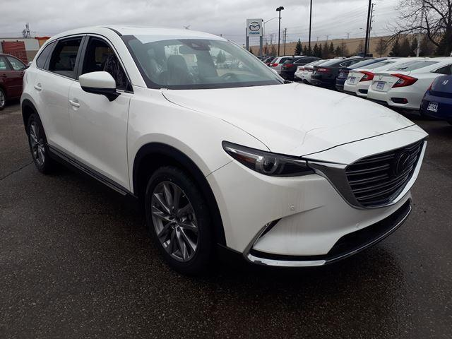 2018 Mazda CX-9 Signature (Stk: K757) in Milton - Image 2 of 12