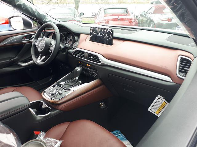 2018 Mazda CX-9 Signature (Stk: K757) in Milton - Image 8 of 12