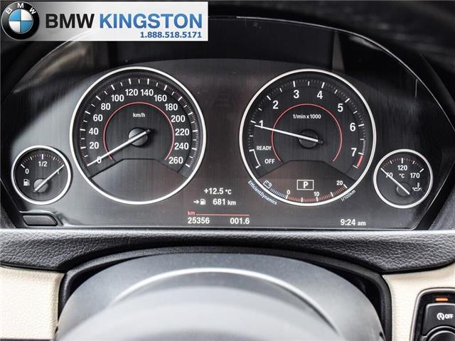 2016 BMW 340i xDrive (Stk: P9036) in Kingston - Image 12 of 30