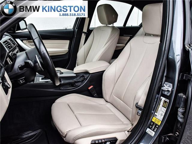 2016 BMW 340i xDrive (Stk: P9036) in Kingston - Image 18 of 30