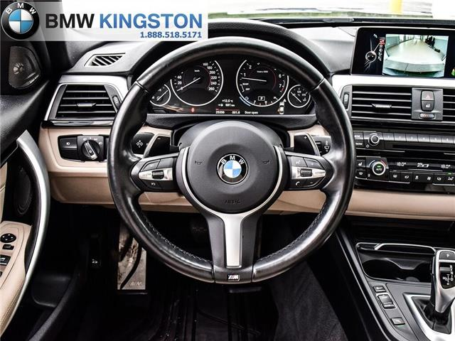 2016 BMW 340i xDrive (Stk: P9036) in Kingston - Image 21 of 30