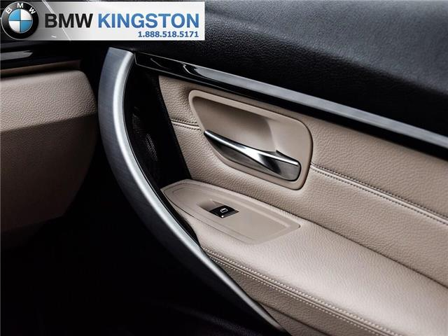 2016 BMW 340i xDrive (Stk: P9036) in Kingston - Image 23 of 30