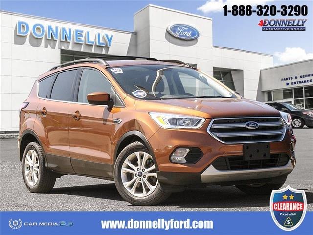 2017 Ford Escape SE (Stk: CLDS1153A) in Ottawa - Image 1 of 29
