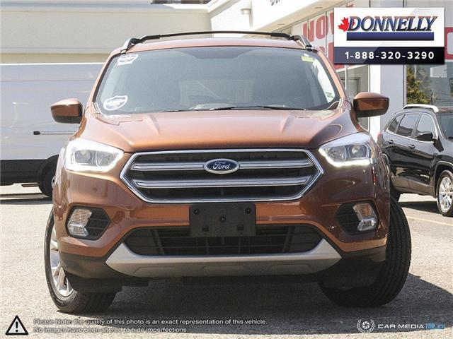 2017 Ford Escape SE (Stk: CLDS1153A) in Ottawa - Image 2 of 29