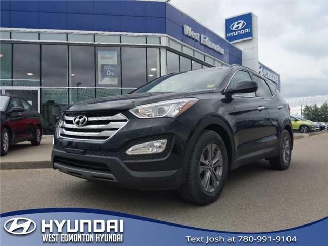 2016 Hyundai Santa Fe Sport  (Stk: 99370A) in Edmonton - Image 1 of 22