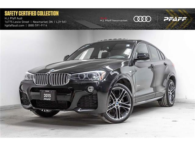 2015 BMW X4 xDrive35i (Stk: 53341) in Newmarket - Image 1 of 22