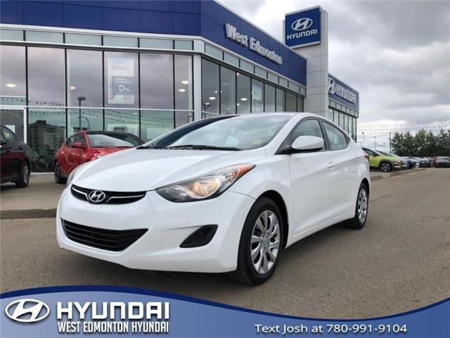 2012 Hyundai Elantra  (Stk: 95985A) in Edmonton - Image 1 of 22