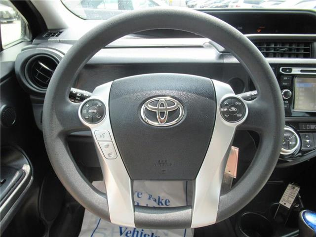 2017 Toyota Prius C  (Stk: 79050A) in Toronto - Image 2 of 17