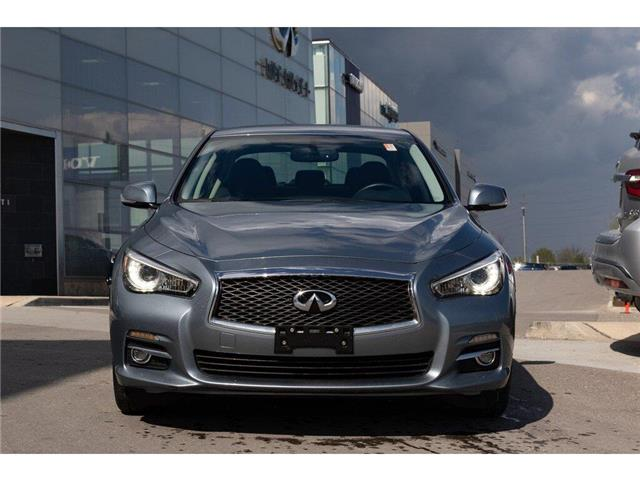 2015 Infiniti Q50  (Stk: P0830) in Ajax - Image 2 of 26