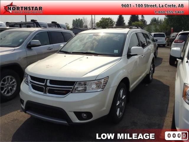 2017 Dodge Journey 28X - Leather Seats - Sunroof at $43530