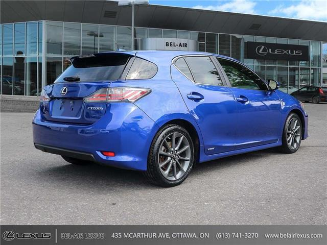 2012 Lexus CT 200h Base (Stk: 970231A) in Ottawa - Image 5 of 29