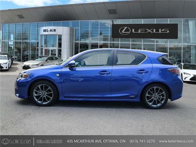 2012 Lexus CT 200h Base (Stk: 970231A) in Ottawa - Image 8 of 29