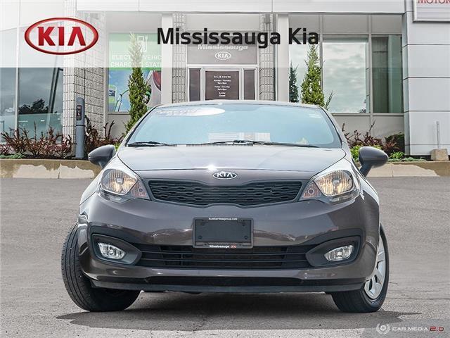 2013 Kia Rio LX+ (Stk: 9893P) in Mississauga - Image 2 of 26
