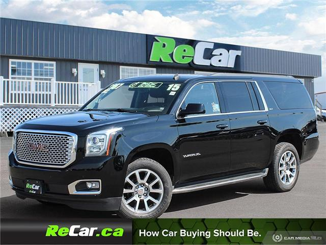 2015 GMC Yukon XL 1500 SLT (Stk: 190741A) in Fredericton - Image 1 of 27