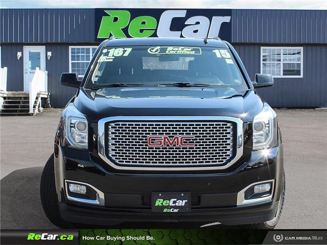 2015 GMC Yukon XL 1500 SLT (Stk: 190741A) in Fredericton - Image 2 of 27