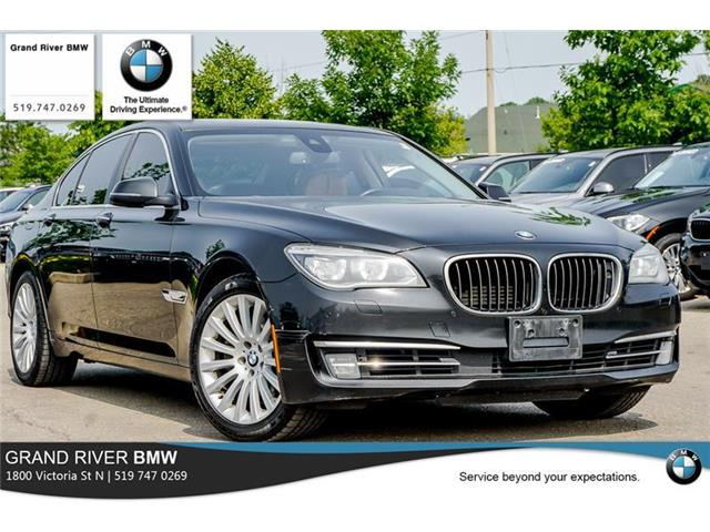 2013 BMW 750  (Stk: PW4523A) in Kitchener - Image 1 of 22
