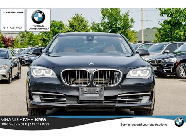 2013 BMW 750  (Stk: PW4523A) in Kitchener - Image 2 of 22