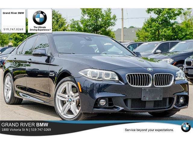 2015 BMW 535d xDrive (Stk: PW4923) in Kitchener - Image 1 of 22