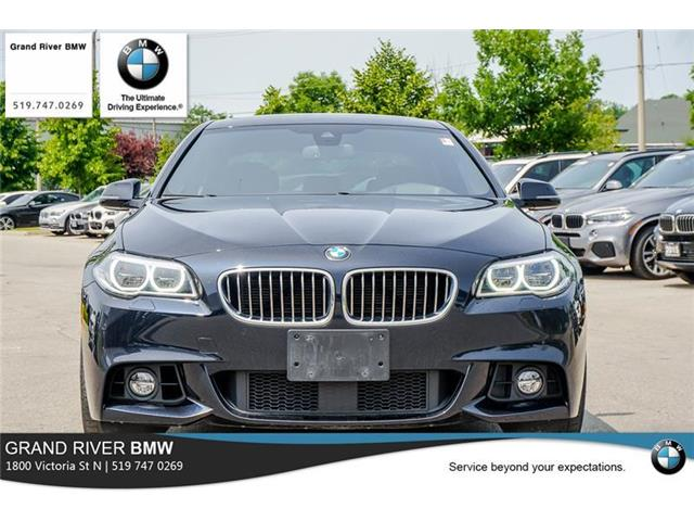 2015 BMW 535d xDrive (Stk: PW4923) in Kitchener - Image 2 of 22