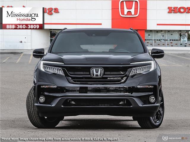 2019 Honda Pilot Black Edition (Stk: 326687) in Mississauga - Image 2 of 23