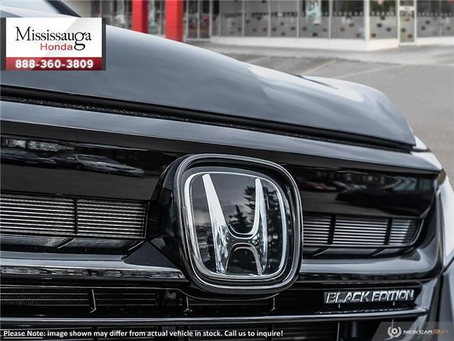 2019 Honda Pilot Black Edition (Stk: 326687) in Mississauga - Image 9 of 23