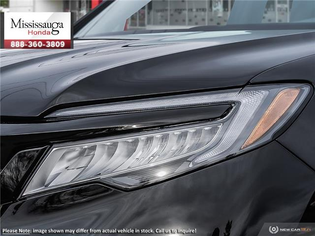 2019 Honda Pilot Black Edition (Stk: 326687) in Mississauga - Image 10 of 23