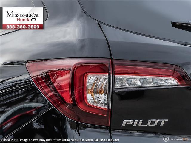 2019 Honda Pilot Black Edition (Stk: 326687) in Mississauga - Image 11 of 23