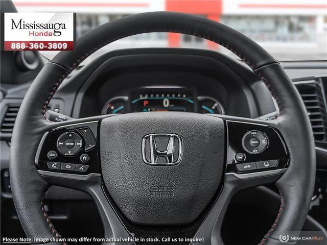 2019 Honda Pilot Black Edition (Stk: 326687) in Mississauga - Image 13 of 23