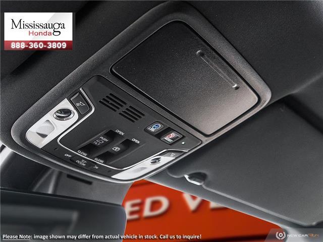 2019 Honda Pilot Black Edition (Stk: 326687) in Mississauga - Image 19 of 23