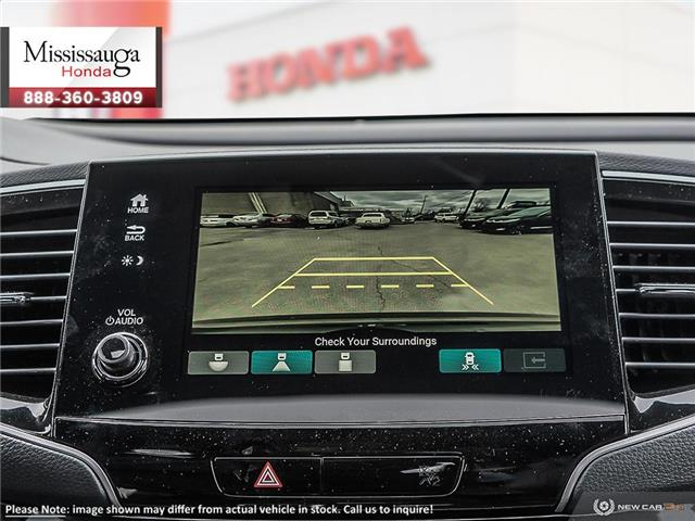 2019 Honda Pilot Black Edition (Stk: 326687) in Mississauga - Image 23 of 23