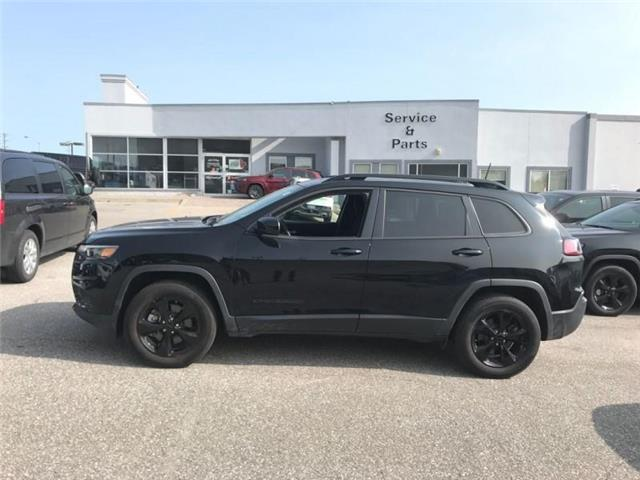 2019 Jeep Cherokee North (Stk: J18596) in Newmarket - Image 2 of 23