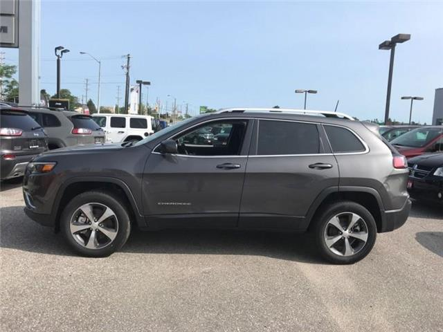 2019 Jeep Cherokee Limited (Stk: J18606) in Newmarket - Image 2 of 24