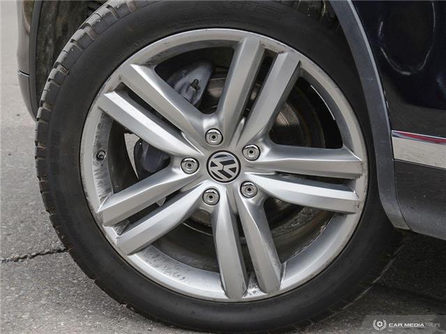 2013 Volkswagen Touareg 3.0 TDI Highline (Stk: ) in Bolton - Image 7 of 28