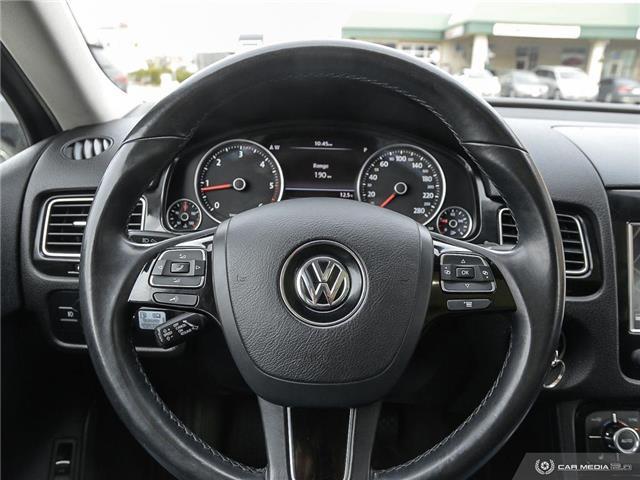 2013 Volkswagen Touareg 3.0 TDI Highline (Stk: ) in Bolton - Image 15 of 28