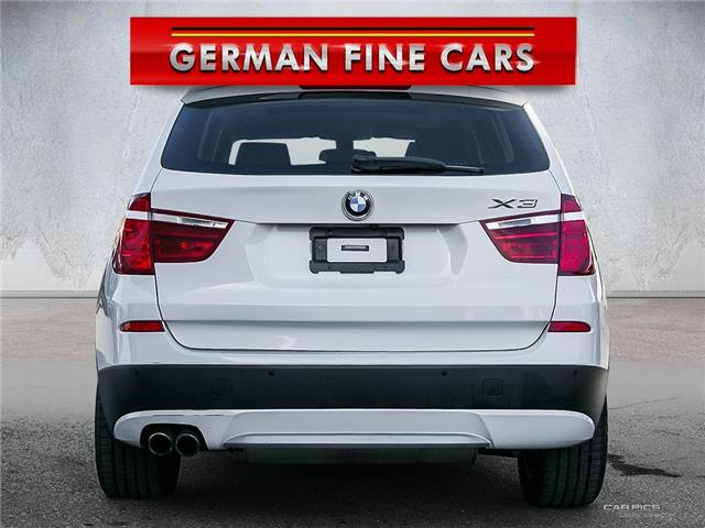2014 BMW X3 xDrive28i for sale in Bolton - German Fine Cars