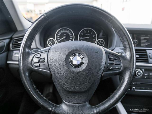 2014 BMW X3 xDrive28i (Stk: ) in Bolton - Image 14 of 27