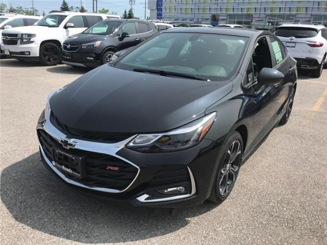 2019 Chevrolet Cruze LT (Stk: 7119275) in Newmarket - Image 1 of 21