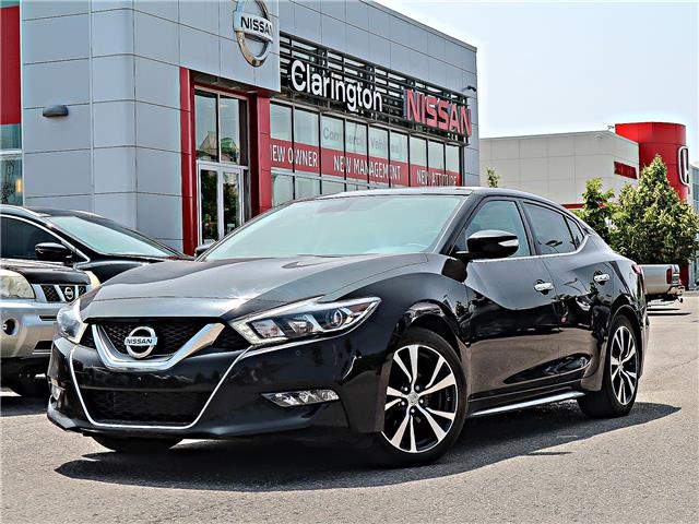 2016 Nissan Maxima Platinum (Stk: GC378951) in Bowmanville - Image 1 of 30