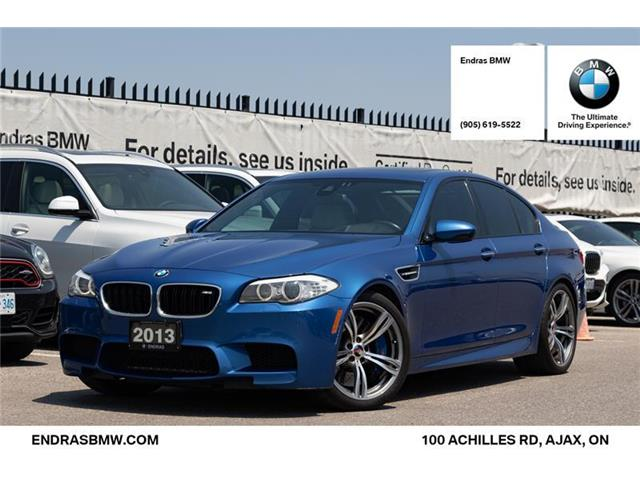 2013 BMW M5 Base (Stk: P5845A) in Ajax - Image 1 of 22