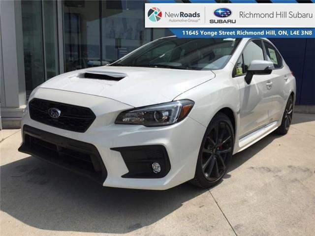 2019 Subaru WRX Sport-tech RS Manual (Stk: 32283) in RICHMOND HILL - Image 1 of 1