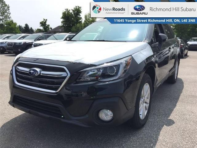 2019 Subaru Outback 2.5i Touring Eyesight CVT (Stk: 32289) in RICHMOND HILL - Image 1 of 23