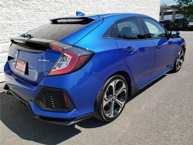 2018 Honda Civic Sport (Stk: 19358A) in Kingston - Image 6 of 26