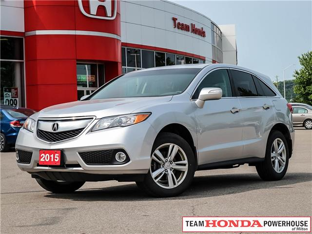 2015 Acura RDX Base (Stk: D112) in Milton - Image 1 of 29