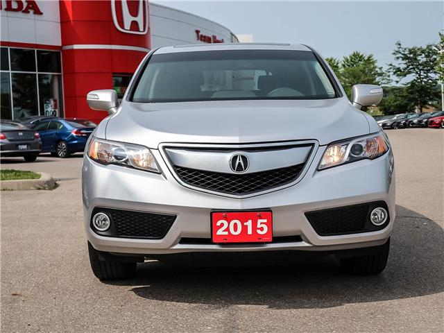 2015 Acura RDX Base (Stk: D112) in Milton - Image 2 of 29