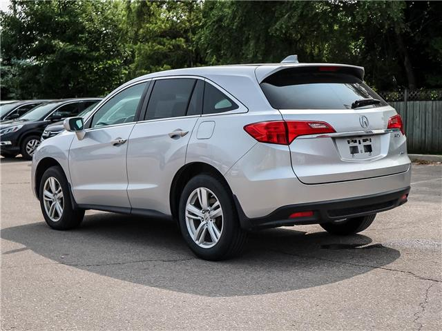 2015 Acura RDX Base (Stk: D112) in Milton - Image 7 of 29