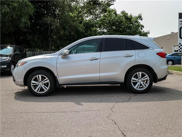 2015 Acura RDX Base (Stk: D112) in Milton - Image 8 of 29